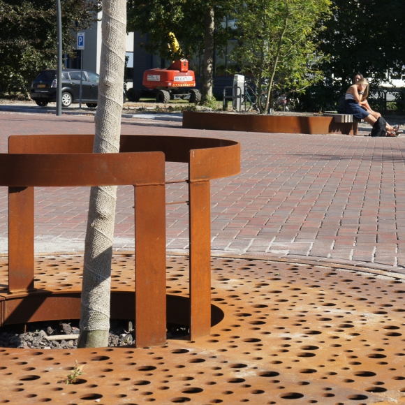 Tree Guards CorTen