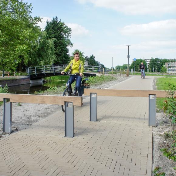 Rough&Ready Inline Bike Parking