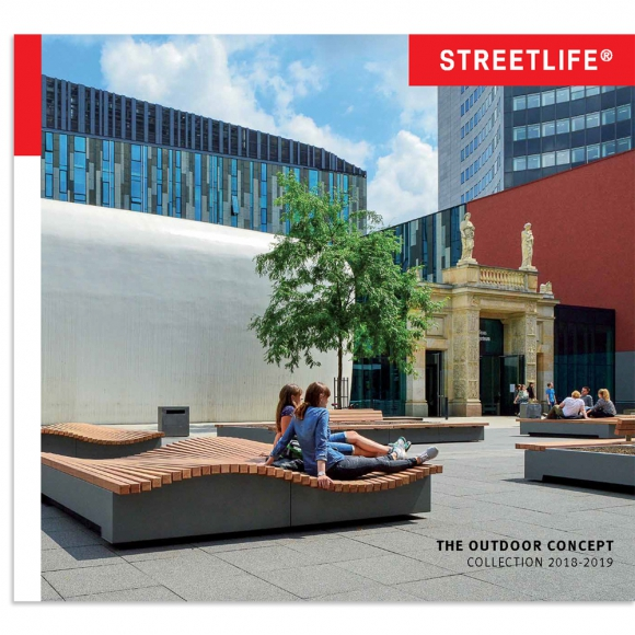 Nieuwe Streetlife Collectie 2018-2019