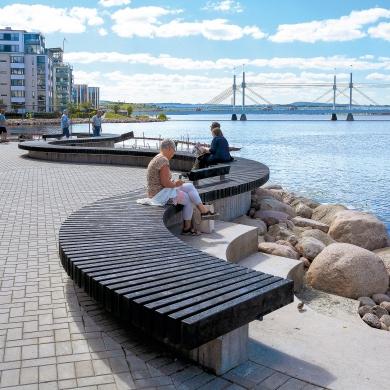 All Black Topseat, Jönköping, SE