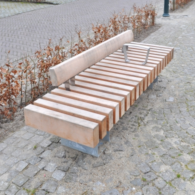 Rough&Ready Crosswise Benches