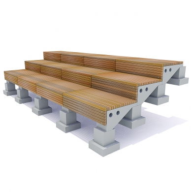 Solid Terrace System