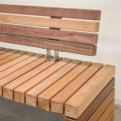 Solid Staple Benches