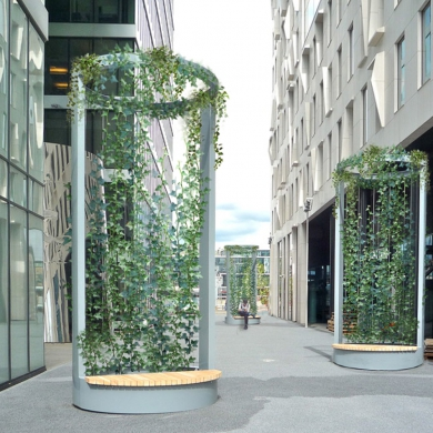 Ivy Towers