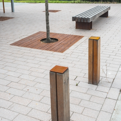 Rough&Ready Bollards