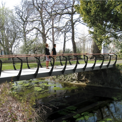Swan Brücken