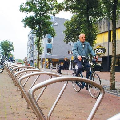 Clip Fahrradständer