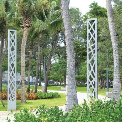 Open Pillars