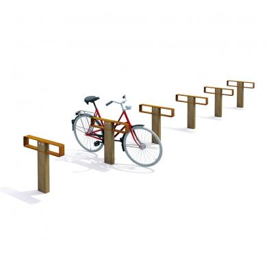 Bike-Key Bike Parking