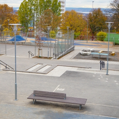 Long&Lean Benches