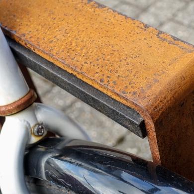 CorTen Bicycle Racks