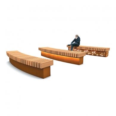 R&R Seat Wall
