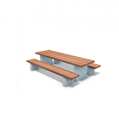 Solid Picnic Sets