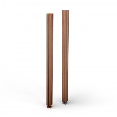 Solid Quattro Pillars