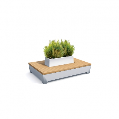 Bancs Solid Green Love
