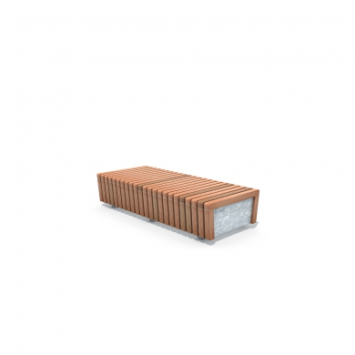 Bancs Solid Skirt Block
